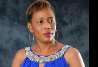 Hamitraoré, Ecrivaine et activiste contre l'excision en Cote d'Ivoire. Crédit Photo: Macline Hein